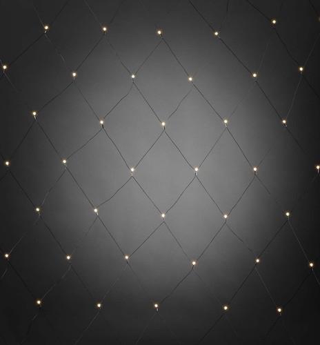 Gnosjö Konstsmide WB LED Lichternetz 80 ww. Dioden 3679-107