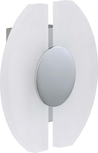 Briloner LED-Wandleuchte chrom 3509-018