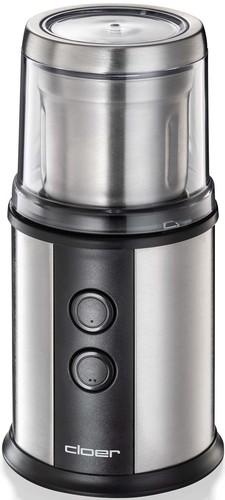 Cloer Kaffee/Gewürzmühle 2 Messeraufsätze 7419 eds