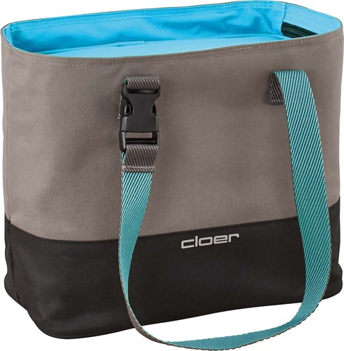 Cloer Isoliertasche Lunch Care System Peter blau 810-13