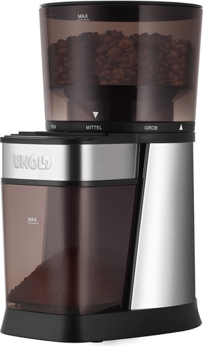 Unold Kaffeemühle Behälter abnehmbar 28915 eds/sw