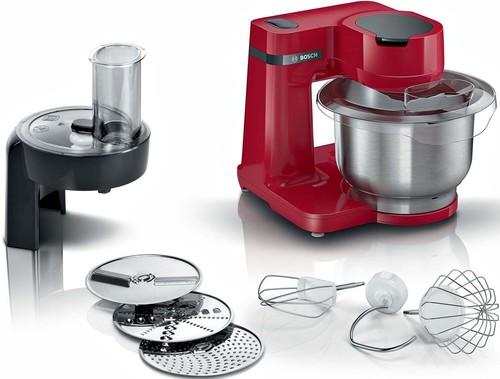 Bosch SDA Küchenmaschine MUM Serie 2 rot MUMS2ER01 rt