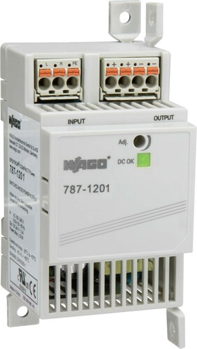 WAGO Kontakttechnik Stromversorgung COMPACT 1-ph DC12V 2,5A 787-1201