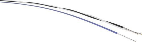 Diverse YV 2x0,8/1,4 rt/sw Ring 100m  Schaltdraht YV 2x0,8/1,4 rt/sw