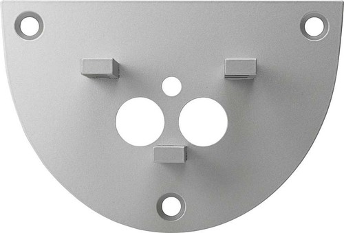 Gira Standfuß E-Säule aluminium 1400-1600mm 814126