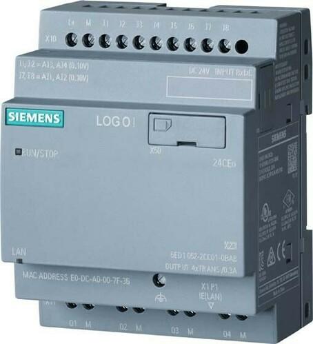 Siemens Indus.Sector LOGO! 24 CEo 6ED1052-2CC08-0BA1