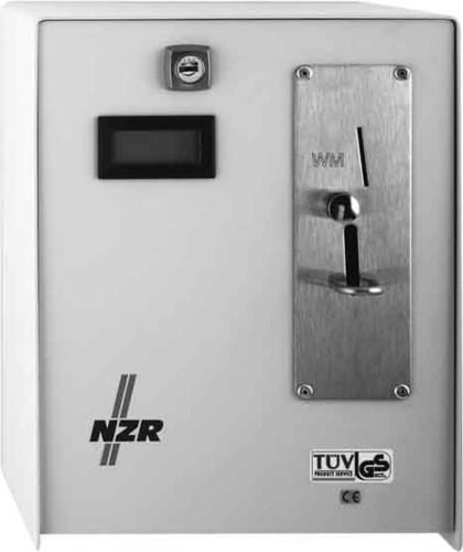 NZR Münzzähler elektronisch ZMZ 0215 Std.Wertm.