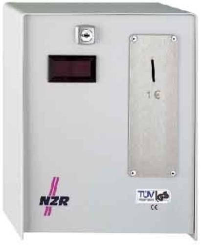 NZR Münzzähler elektronisch ZMZ 0205 1Euro