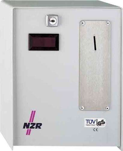 NZR Münzzähler elektronisch ZMZ 0205 Std.Wertm.