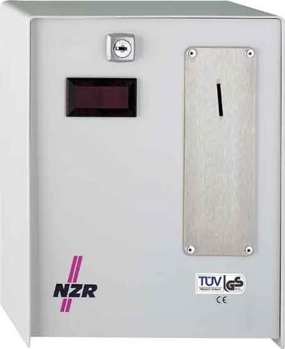 NZR Münzzähler elektronisch ZMZ 0205 Pro.Wertm.