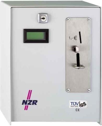 NZR Münzzähler elektronisch ZMZ 0215 2Euro