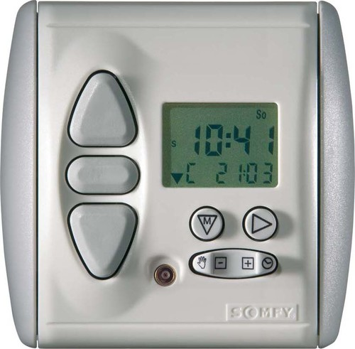 Somfy Programmschaltuhr Chronis IB L Comfort 1805134