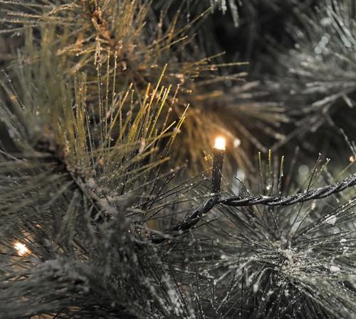 Gnosjö Konstsmide WB LED-Lichterkette Micro 200-flg.24VTrafo auß 3613-800