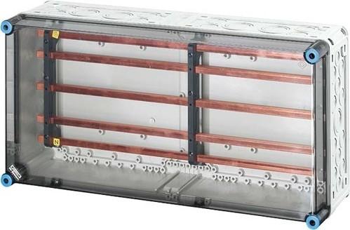 Hensel Sammelschienengehäuse 600x300mm 250A 5p MI 6452