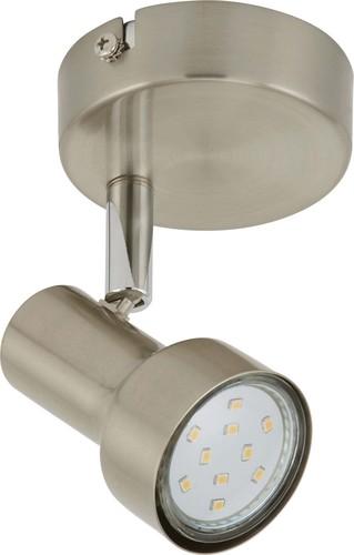 Briloner LED-Spot matt-nickel Metall 2843-012