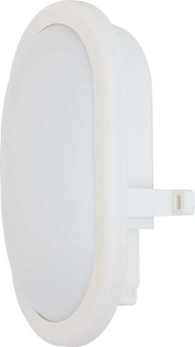 EVN Lichttechnik LED-Wandanbauleuchte 3000K 230V IP44 LA120102 weiß