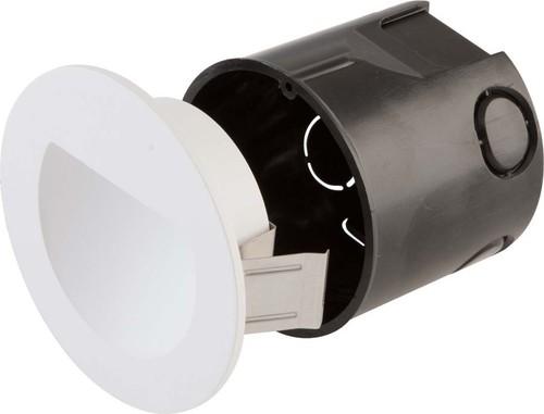 EVN Lichttechnik LED-Wandanbauleuchte 3000K 350mA IP65 P653030102 weiß
