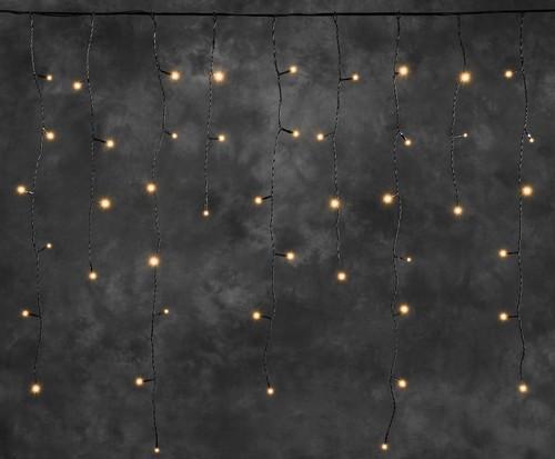 Gnosjö Konstsmide WB LED-System Eisregenkette 100-flg.GL2,50m 4811-807