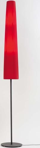 Ridi-Leuchten Leuchtenschirm rot für IDA Stehleuchte IDA-SL-LSK-ROT
