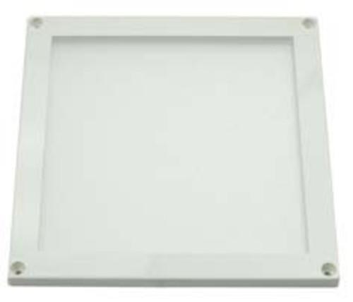 Scharnberger+Hasenbein LED-Aufbau-Panel Quadrat 12-14VDC2800K100°ws 90172