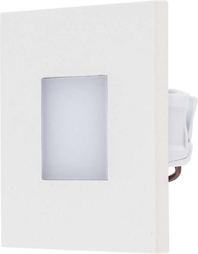 EVN Lichttechnik LED-Wandeinbauleuchte weiß 3000K IP44 220-240V LQ41802W