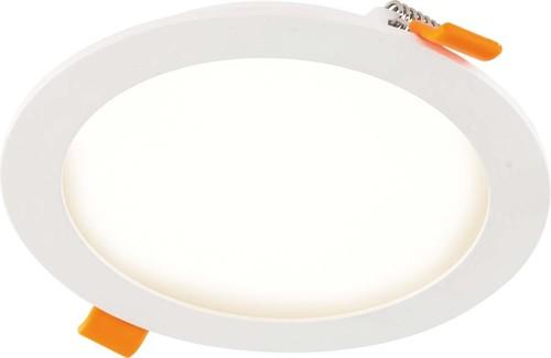 EVN Lichttechnik LED-Einbaupanel rund 4000K IP44 350mA weiß LR44143540