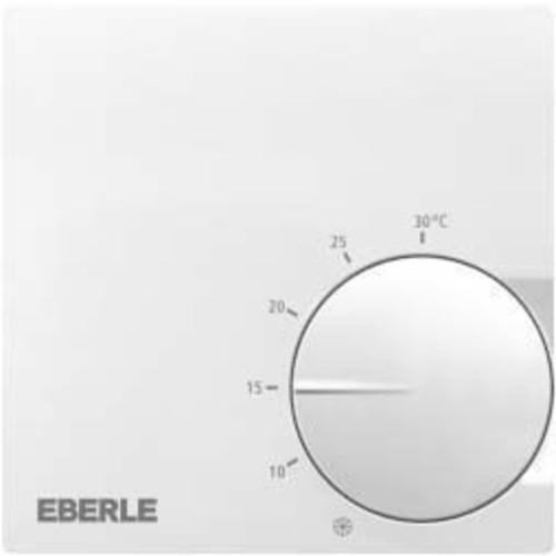 Eberle Controls Raumtemperaturregler AP aktivweiss RTR-S 6721-6