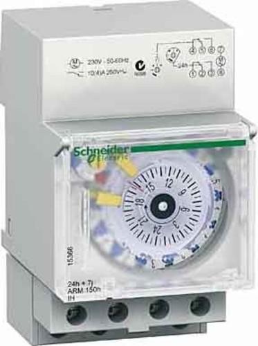 Schneider Electric Schaltuhr mech. IH,24h+7T 15366