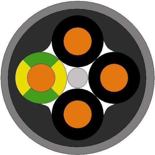 Lapp Kabel&Leitung ÖLFLEX SMART 108 4x0,5 17540099 T500