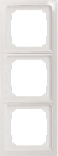 Eltako Universalrahmen 3-fach 55x55mm rws/glänz R3UE55-wg
