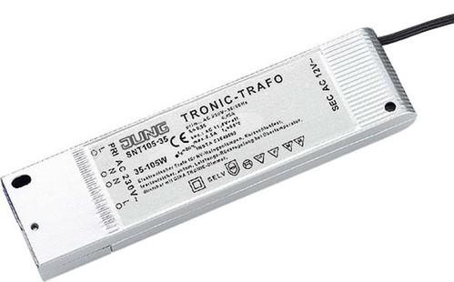 Jung Tronic-Trafo 35-105W für NV-Halogenlampe SNT 105-35