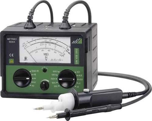 Gossen Metrawatt Isolations-Messgerät 1000V METRISO 1000A
