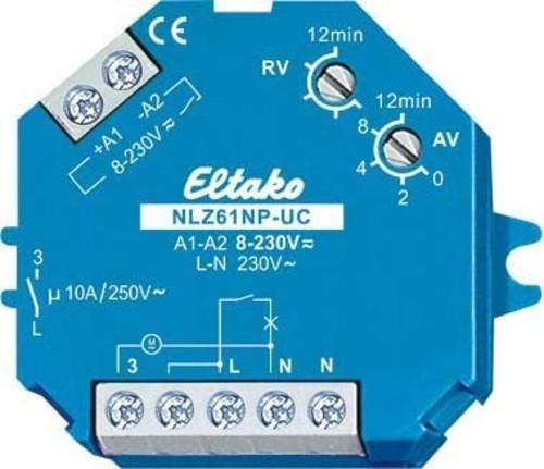 Eltako Nachlaufschalter 1S nicht pot.frei NLZ61NP-UC
