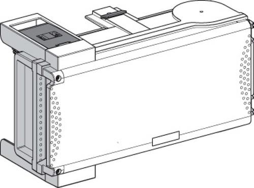 Schneider Electric Abgangskasten 63A,E33 KSB63SD5