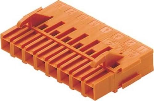 Weidmüller Leiterplattensteckverb. Buchsenstecker BLAC 8BR OR