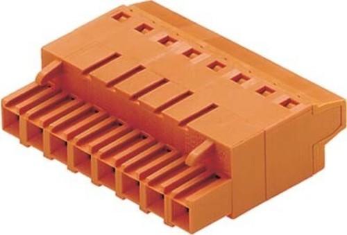 Weidmüller Leiterplattensteckverb. Buchsenstecker BLAT 4 SN OR
