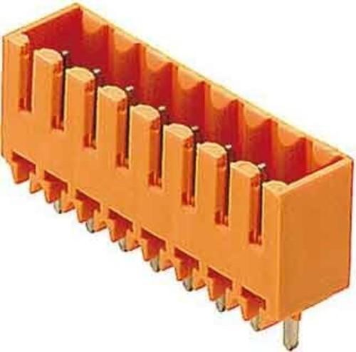 Weidmüller Leiterplattensteckverb. BX, Leiterplatt. SL 3.5/4/180G4.5SNOR