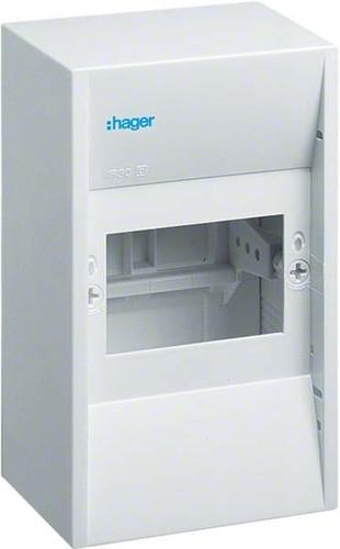 Hager Miniverteiler IP30,4PLE GD104N