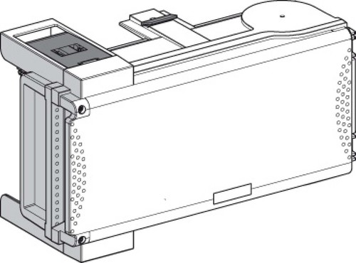 Schneider Electric Abgangskasten 63A,E33 KSB63SD4