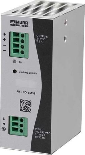 Murrelektronik Trafos/Netzgeräte 1-phasig Eco-Rail-2 2.5-100-2