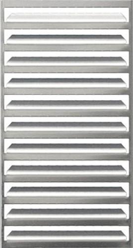 Gira Lamelle aluminium 134626