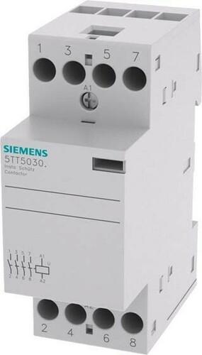 Siemens Indus.Sector Installationsschütz 25A,4S 5TT5830-0