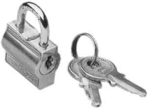 ABB Stotz S&J Vorhängeschloß 2 gleiche Schlüssel SA2I
