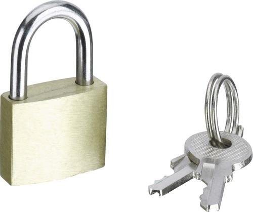 ABB Stotz S&J Vorhängeschloß 2 Schlüssel SA2