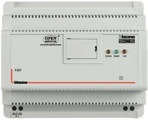 Legrand (BT) Gateway Nuvo F459