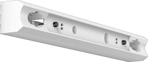 RZB Iso-Stableuchte weiß L-DE 35W L300mm 41110.002.1
