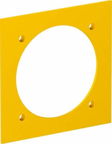 OBO Bettermann Vertr Abdeckplatte 1x CEE VH-P3