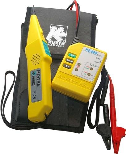 Kurth Electronic Elekt.-Leitungssucher Kit mit Schutztasche KE 501