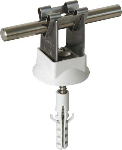 DEHN Leitungshalter NIRO f. Rd 8mm H 20mm LHDG8H20HS5X #207109