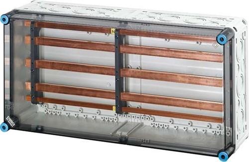 Hensel Sammelschienengehäuse 400A 600x300x170mm Mi 6455